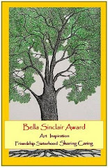 The Ces and Bella Award