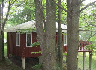 Cottage at Belvedere Lake