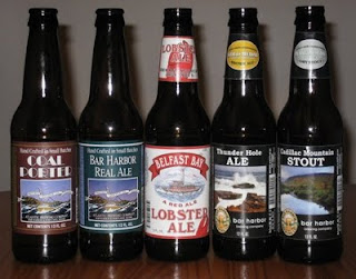 Eastern Maine beer lineup