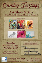 Country Christmas Art Show