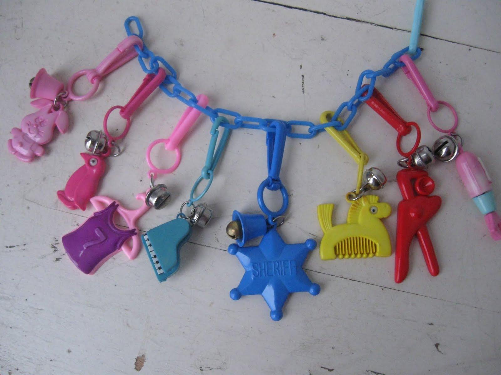 monday memories 80 s plastic jewelry
