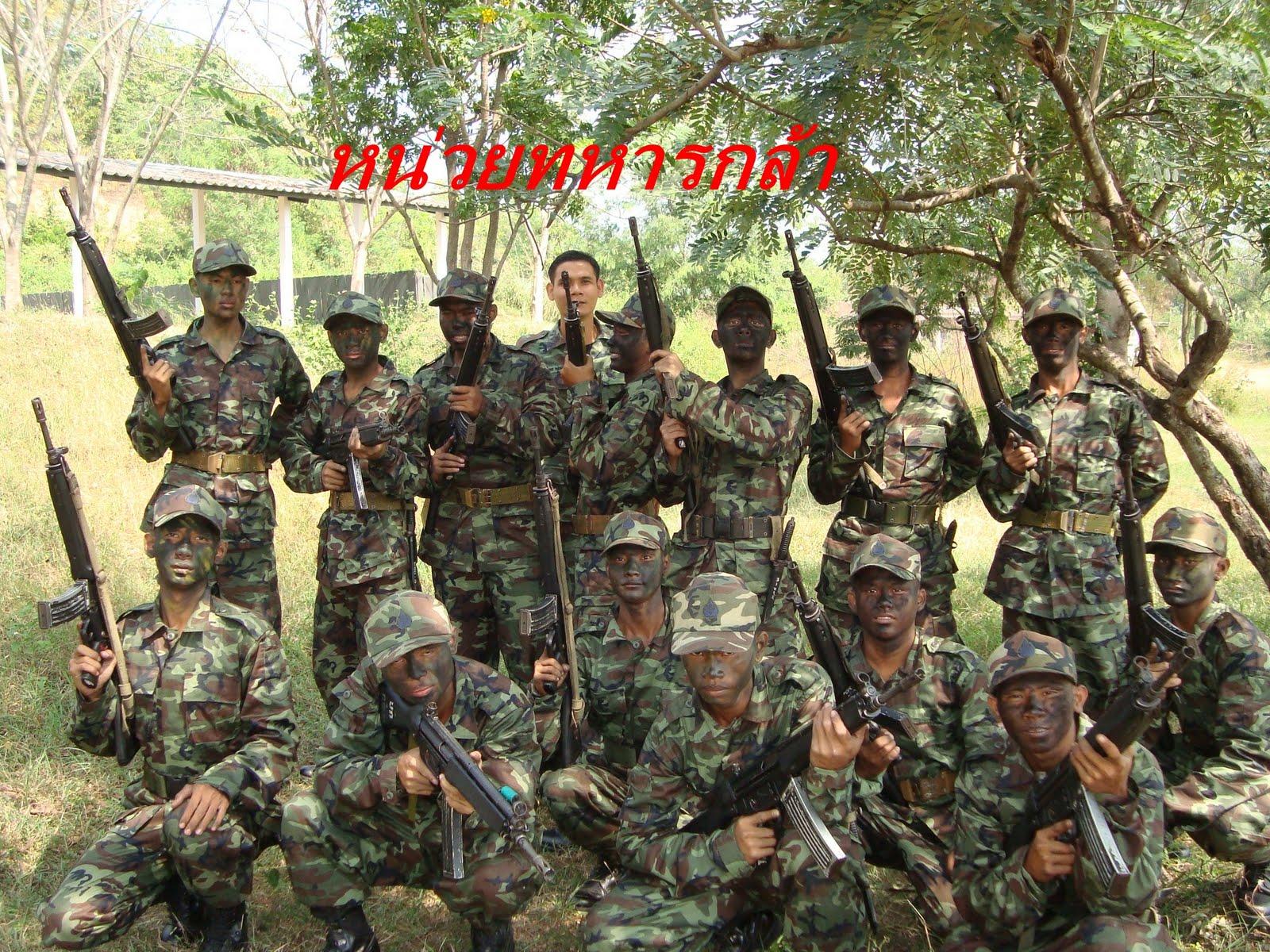 ชีวิตทหารกว่าจะเป็นทหาร