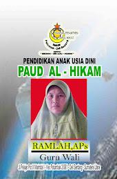Id Card PAUD AL-HIKAM