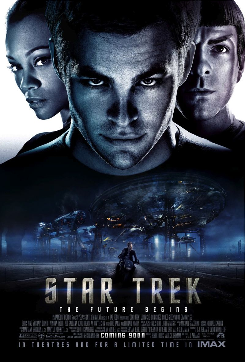The Star Trek Movies: Were