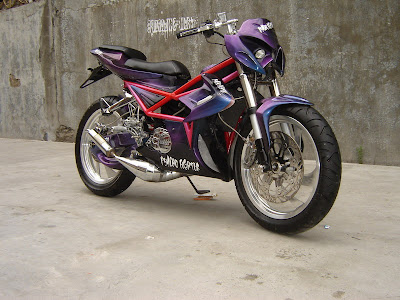Modif Yamaha Force