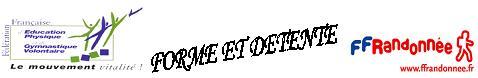 FORME & DETENTE de Granzay-Gript