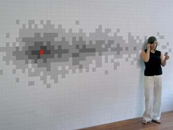 Pixelnotes by Sirkka Hammer