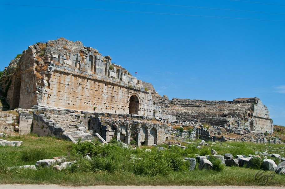 Miletus (Μίλητος)  My travel sites - photo (b)log