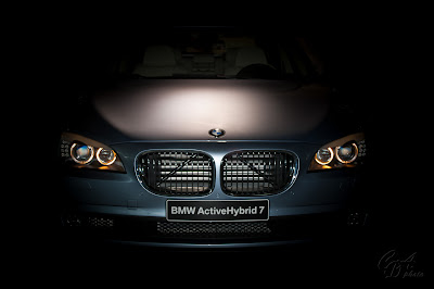 BMW ActiveHybrid 7 Wallpaper