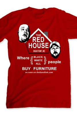 Pick Up Your Red House T Shirt Here: Link