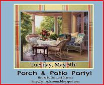 Porch & Patio Party @ Grits & Glamour