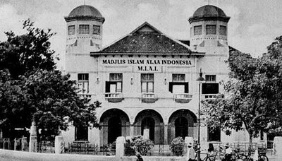 The Bataviaasche Kunstkring building, Jakarta