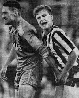 Gazza and Jones