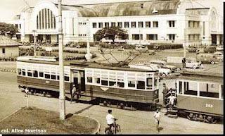 Jakarta's Art Deco Kota Train station (BEOS)