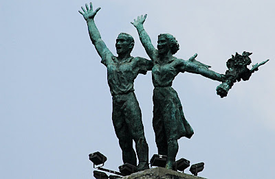 Jakarta Welcome Statue