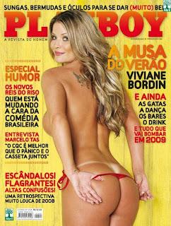 Playboy - Viviane Bordin - Janeiro 2009 (Oficial)