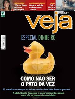 Revista Veja - 14 de Janeiro de 2009