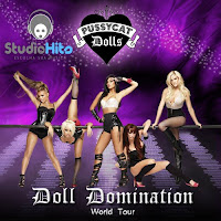 Show - The Pussycat Doll - Doll Domination World Tour