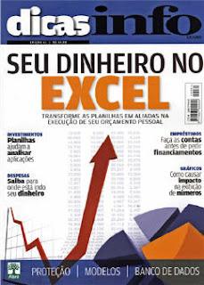 Revista Dicas Info - Seu Dinheiro no Excel - Janeiro 2009