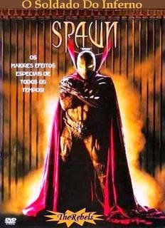 Spawn - O Soldado Do Inferno (Dublado) DVDRip