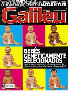 Revista Galileu - Fevereiro de 2009