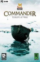 Military History Commander Europe At War (PC Game)