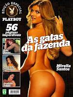 Especial Playboy As Gatas da Fazenda Julho 2009