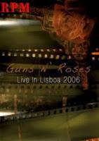 Guns N Roses Live In Lisboa TVRip