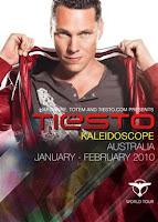 Tiesto - Kaleidoscope 2009