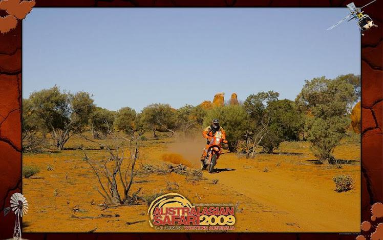 Australasian Safari 2009