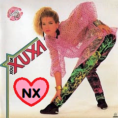 Discografia do Xou da Xuxa: