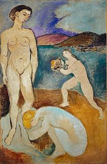 Henri Matisse - luxe I 1907