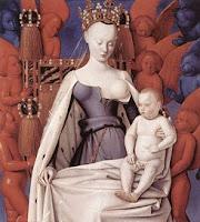 Jean Fouquet - Diptyque de Melun