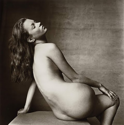 kate moss / irving penn