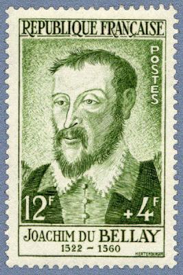 Joachim du Bellay - timbre