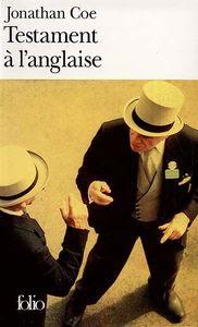 Jonathan Coe - Testament à l'anglaise