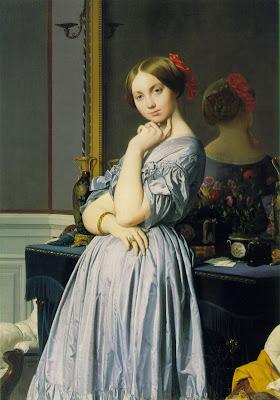 Ingres -comtesse d'Haussonville