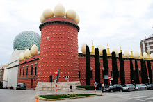 Dali's museum, Figueres