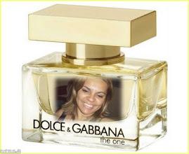 Miriam en la Doce Gabbana