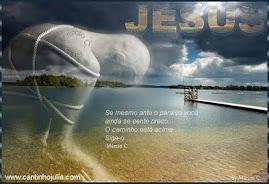 Só Jesus tem palavras