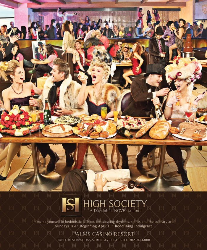 high society blog