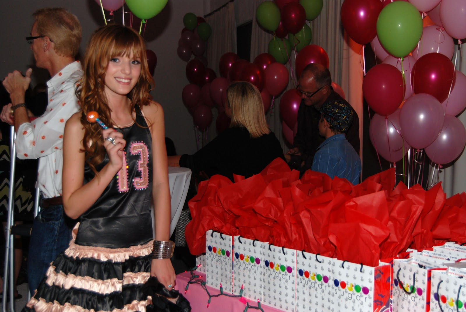 I love las vegas magazine blog super sweet disney star for 13th birthday party decoration ideas