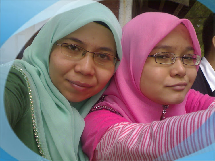 me & my beloved sis..