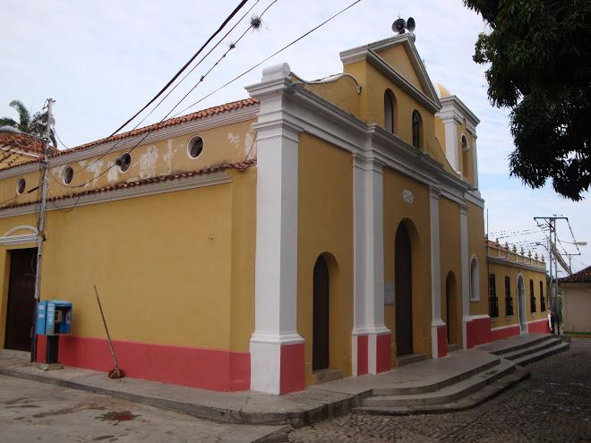 Iglesia de Choroni