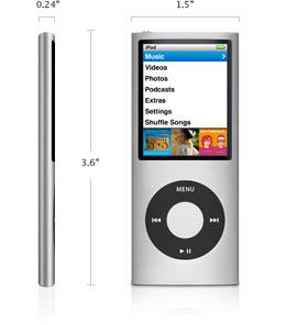 iPod Nano Chromatic