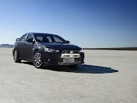 lancer evolution mr