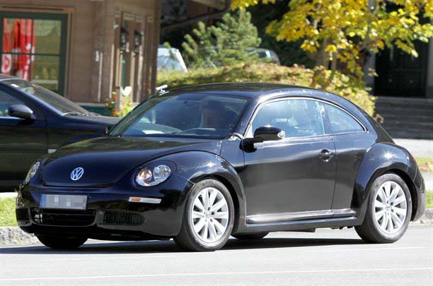 new beetle 2012 spy shots. new beetle 2012 spy shots.
