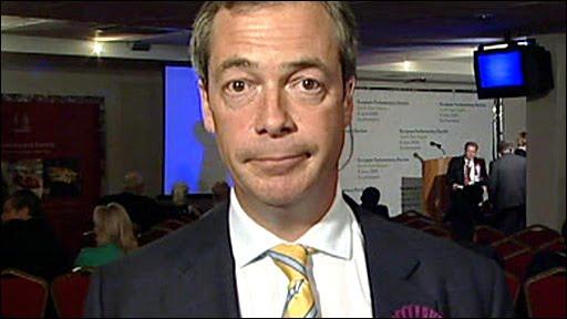 UKIP: Sensationelles Wahlergebnis in Großbritannien