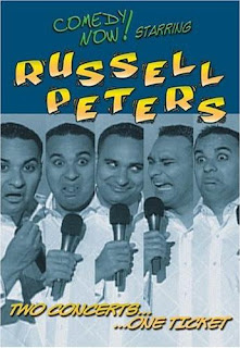 Russell Peters - Comedy Now (2004)