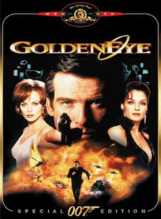GoldenEye (1995) ~ James Bond 007